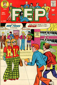 Cover Thumbnail for Pep (Archie, 1960 series) #285