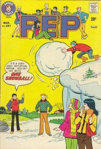 Cover Thumbnail for Pep (Archie, 1960 series) #287