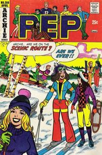 Cover Thumbnail for Pep (Archie, 1960 series) #288