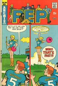 Cover Thumbnail for Pep (Archie, 1960 series) #296