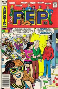 Cover Thumbnail for Pep (Archie, 1960 series) #336