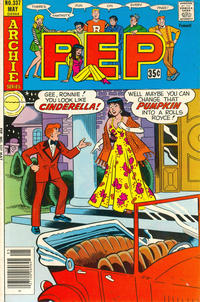 Cover Thumbnail for Pep (Archie, 1960 series) #337