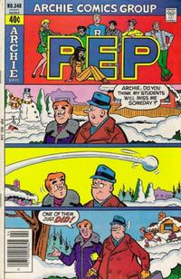 Cover Thumbnail for Pep (Archie, 1960 series) #348