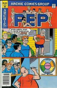 Cover Thumbnail for Pep (Archie, 1960 series) #354