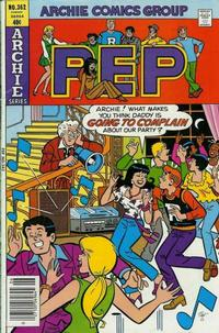 Cover Thumbnail for Pep (Archie, 1960 series) #362