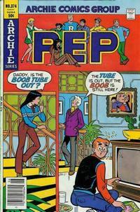 Cover Thumbnail for Pep (Archie, 1960 series) #374
