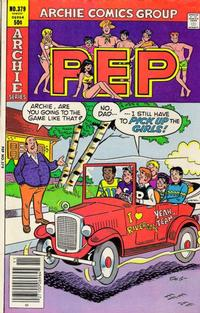 Cover Thumbnail for Pep (Archie, 1960 series) #379
