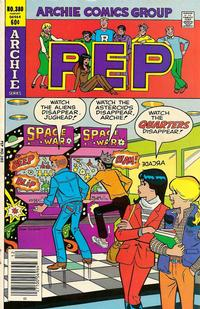 Cover Thumbnail for Pep (Archie, 1960 series) #380