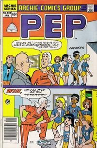 Cover Thumbnail for Pep (Archie, 1960 series) #404