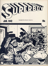 Cover Thumbnail for Superboy [ashcan] (DC, 1942 series)