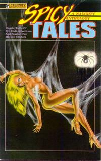 Cover Thumbnail for Spicy Tales (Malibu, 1988 series) #5