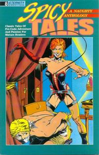 Cover Thumbnail for Spicy Tales (Malibu, 1988 series) #8