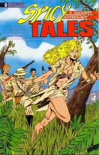 Cover Thumbnail for Spicy Tales (Malibu, 1988 series) #9