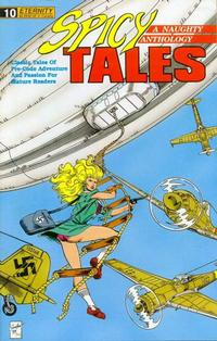 Cover Thumbnail for Spicy Tales (Malibu, 1988 series) #10