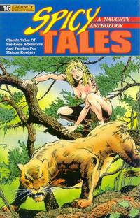Cover Thumbnail for Spicy Tales (Malibu, 1988 series) #16