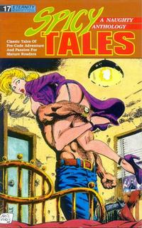 Cover Thumbnail for Spicy Tales (Malibu, 1988 series) #17
