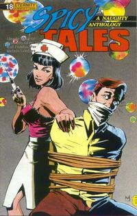 Cover Thumbnail for Spicy Tales (Malibu, 1988 series) #18