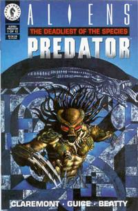Cover Thumbnail for Aliens / Predator: The Deadliest of the Species (Dark Horse, 1993 series) #1