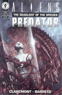 Cover Thumbnail for Aliens / Predator: The Deadliest of the Species (Dark Horse, 1993 series) #6