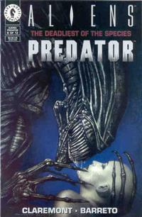 Cover Thumbnail for Aliens / Predator: The Deadliest of the Species (Dark Horse, 1993 series) #8