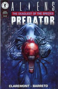 Cover Thumbnail for Aliens / Predator: The Deadliest of the Species (Dark Horse, 1993 series) #12
