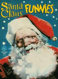 Cover Thumbnail for Four Color (Dell, 1942 series) #91 - Santa Claus Funnies