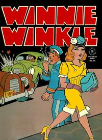 Cover for Four Color (Dell, 1942 series) #94 - Winnie Winkle