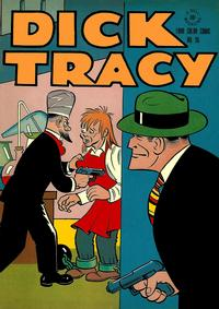 Cover Thumbnail for Four Color (Dell, 1942 series) #96 - Dick Tracy
