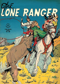 Cover Thumbnail for Four Color (Dell, 1942 series) #98 - The Lone Ranger