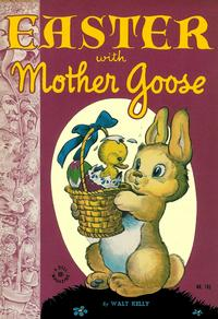 Cover Thumbnail for Four Color (Dell, 1942 series) #103 - Easter with Mother Goose