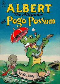 Cover Thumbnail for Four Color (Dell, 1942 series) #105 - Albert the Alligator and Pogo Possum