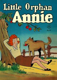 Cover Thumbnail for Four Color (Dell, 1942 series) #107 - Little Orphan Annie