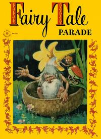 Cover Thumbnail for Four Color (Dell, 1942 series) #121 - Fairy Tale Parade