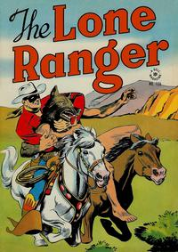 Cover Thumbnail for Four Color (Dell, 1942 series) #136 - The Lone Ranger