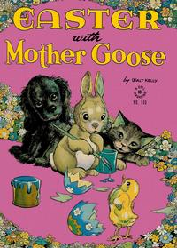 Cover Thumbnail for Four Color (Dell, 1942 series) #140 - Easter with Mother Goose