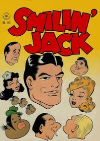 Cover Thumbnail for Four Color (Dell, 1942 series) #149 - Smilin' Jack