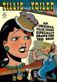 Cover Thumbnail for Four Color (Dell, 1942 series) #150 - Tillie the Toiler