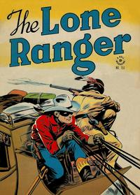 Cover Thumbnail for Four Color (Dell, 1942 series) #151 - The Lone Ranger