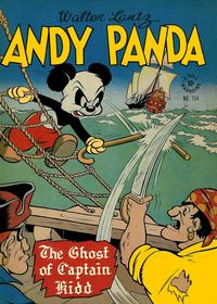 Cover Thumbnail for Four Color (Dell, 1942 series) #154 - Walter Lantz Andy Panda