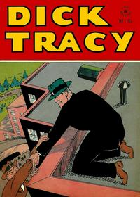 Cover Thumbnail for Four Color (Dell, 1942 series) #163 - Dick Tracy