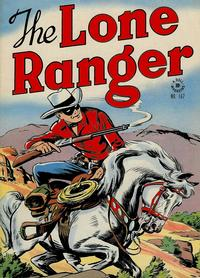 Cover Thumbnail for Four Color (Dell, 1942 series) #167 - The Lone Ranger
