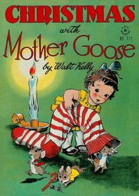 Cover for Four Color (Dell, 1942 series) #172 - Christmas With Mother Goose