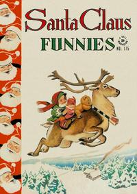 Cover Thumbnail for Four Color (Dell, 1942 series) #175 - Santa Claus Funnies