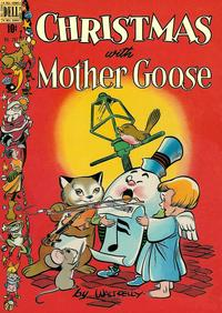 Cover Thumbnail for Four Color (Dell, 1942 series) #201 - Christmas with Mother Goose