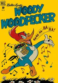 Cover Thumbnail for Four Color (Dell, 1942 series) #202 - Walter Lantz Woody Woodpecker