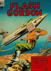Cover Thumbnail for Four Color (Dell, 1942 series) #204 - Flash Gordon