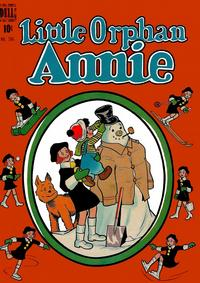 Cover Thumbnail for Four Color (Dell, 1942 series) #206 - Little Orphan Annie