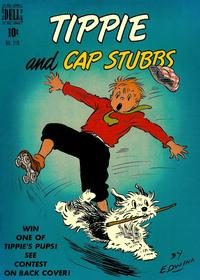 Cover for Four Color (Dell, 1942 series) #210 - Tippie and Cap Stubbs