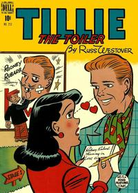Cover Thumbnail for Four Color (Dell, 1942 series) #213 - Tillie the Toiler
