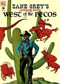 Cover Thumbnail for Four Color (Dell, 1942 series) #222 - Zane Grey's West of the Pecos